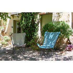 Lafuma Mobilier Maxi Pop Up Krzesło składane z Cannage Phifertex, lac